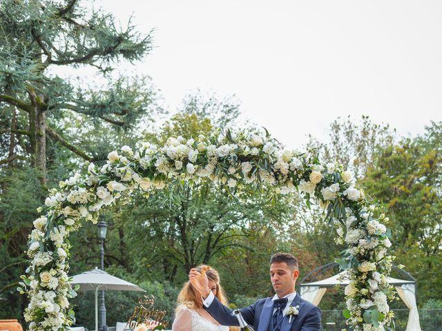 Il matrimonio di Dario e Antonella a Lesmo, Monza e Brianza 135