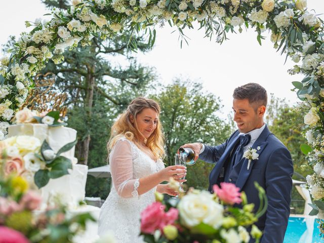 Il matrimonio di Dario e Antonella a Lesmo, Monza e Brianza 136