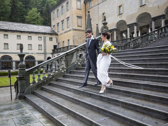 Il matrimonio di Clemente e Chiara a Biella, Biella 4