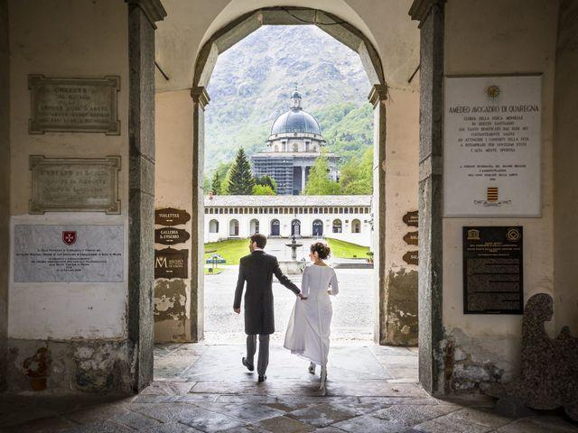 Il matrimonio di Clemente e Chiara a Biella, Biella 5