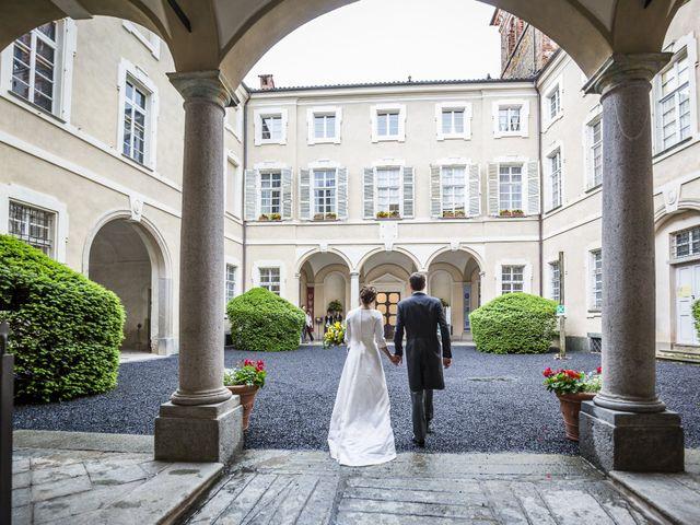 Il matrimonio di Clemente e Chiara a Biella, Biella 6