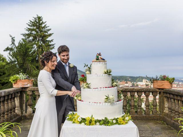 Il matrimonio di Clemente e Chiara a Biella, Biella 11