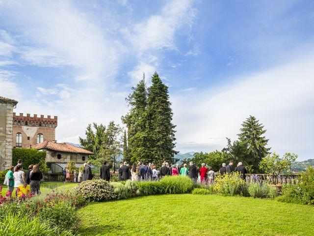 Il matrimonio di Clemente e Chiara a Biella, Biella 15