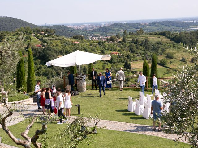 Il matrimonio di Mirella e David a Gussago, Brescia 13