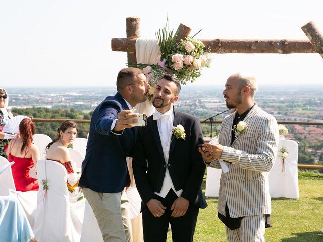 Il matrimonio di Mirella e David a Gussago, Brescia 19