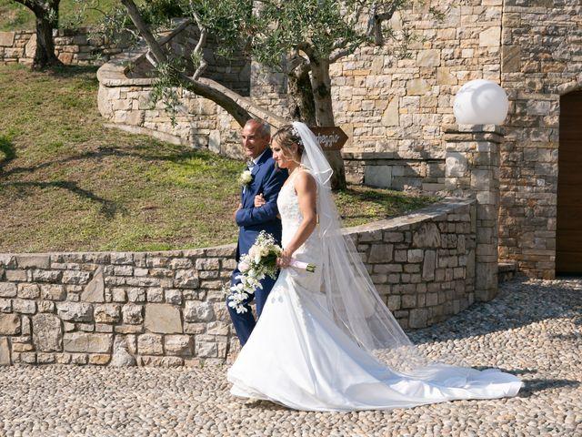 Il matrimonio di Mirella e David a Gussago, Brescia 20