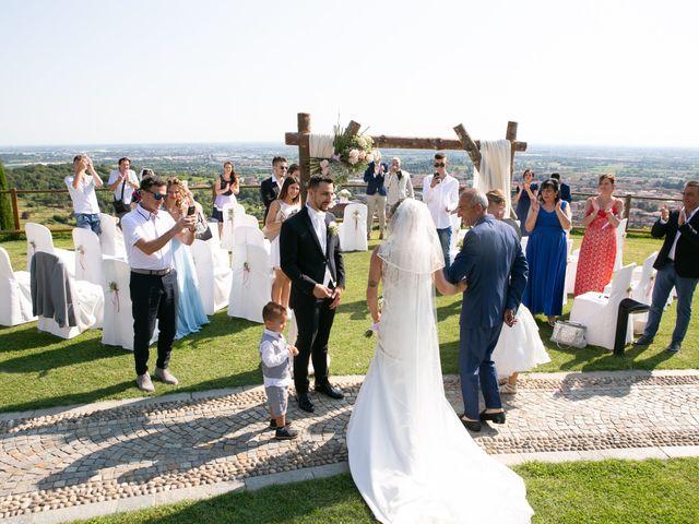 Il matrimonio di Mirella e David a Gussago, Brescia 21