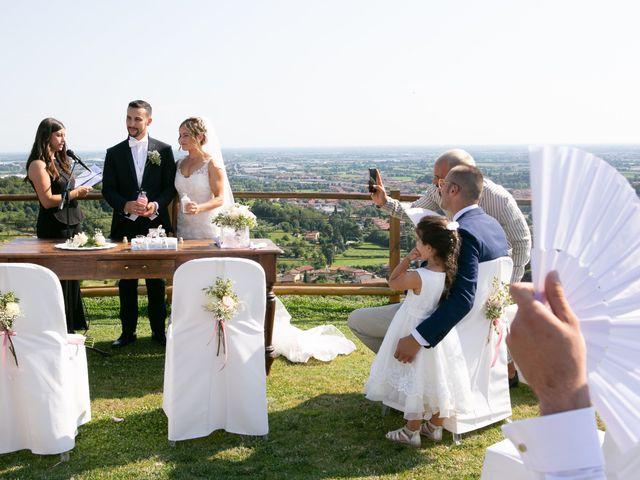 Il matrimonio di Mirella e David a Gussago, Brescia 22