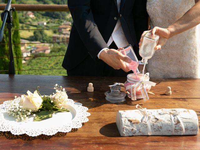 Il matrimonio di Mirella e David a Gussago, Brescia 23
