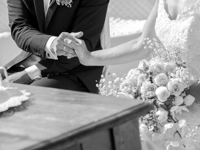 Il matrimonio di Mirella e David a Gussago, Brescia 24