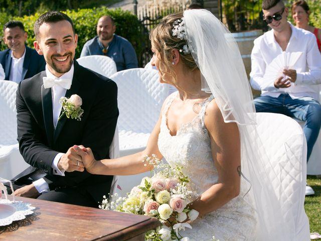 Il matrimonio di Mirella e David a Gussago, Brescia 26