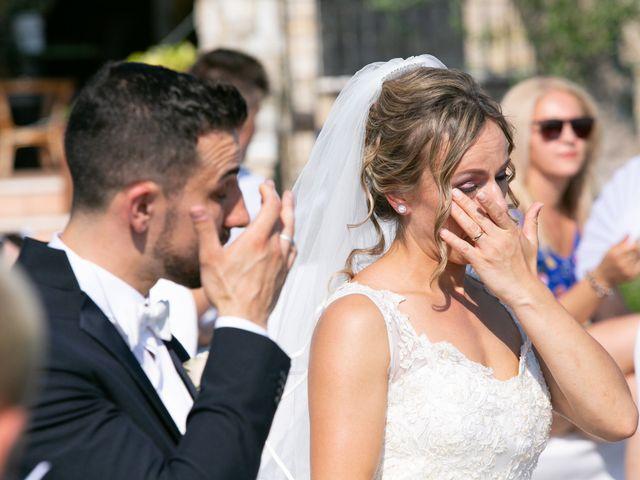 Il matrimonio di Mirella e David a Gussago, Brescia 29