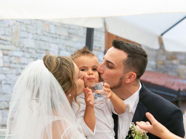Il matrimonio di Mirella e David a Gussago, Brescia 35