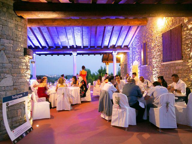 Il matrimonio di Mirella e David a Gussago, Brescia 38