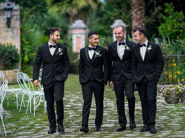 Il matrimonio di Fabiana e Dario a Manduria, Taranto 9