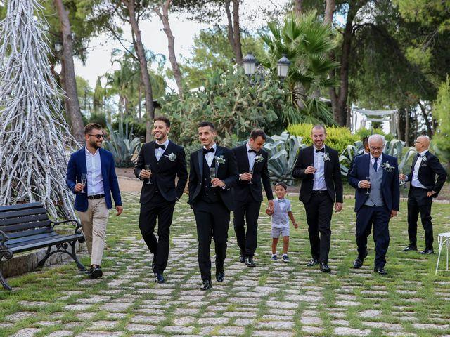 Il matrimonio di Fabiana e Dario a Manduria, Taranto 12