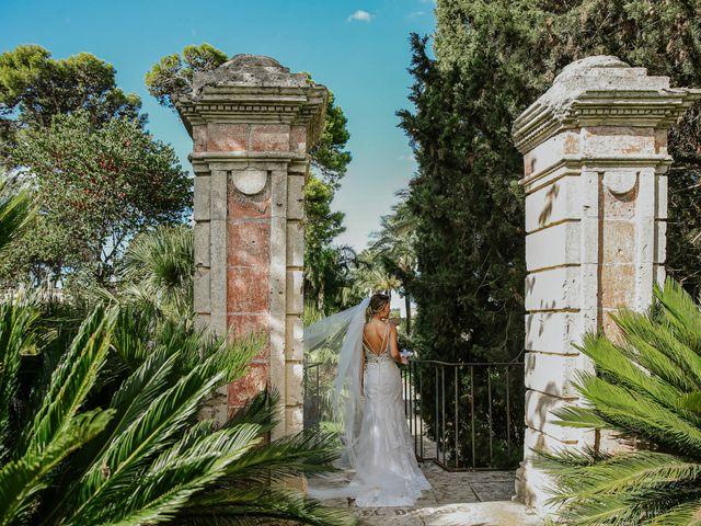 Il matrimonio di Fabiana e Dario a Manduria, Taranto 22