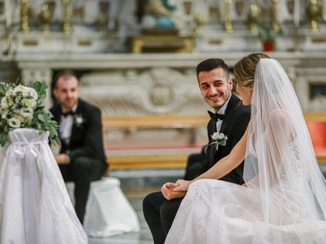 Il matrimonio di Fabiana e Dario a Manduria, Taranto 28