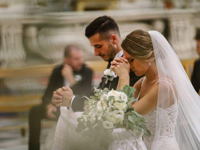 Il matrimonio di Fabiana e Dario a Manduria, Taranto 31