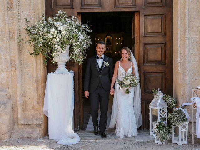 Il matrimonio di Fabiana e Dario a Manduria, Taranto 32