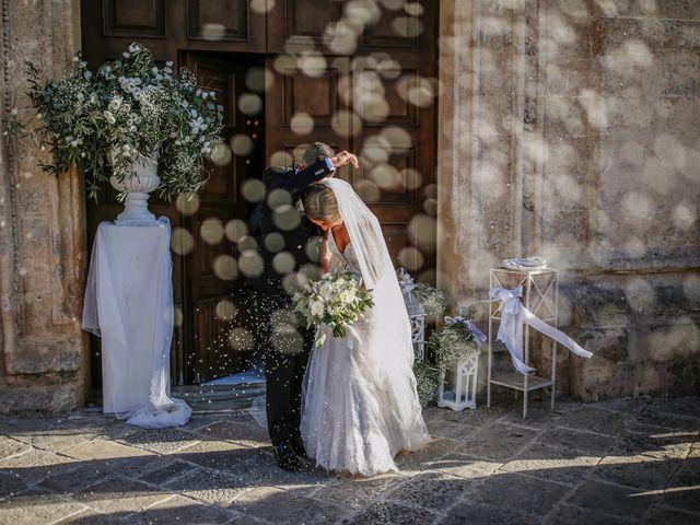 Il matrimonio di Fabiana e Dario a Manduria, Taranto 33