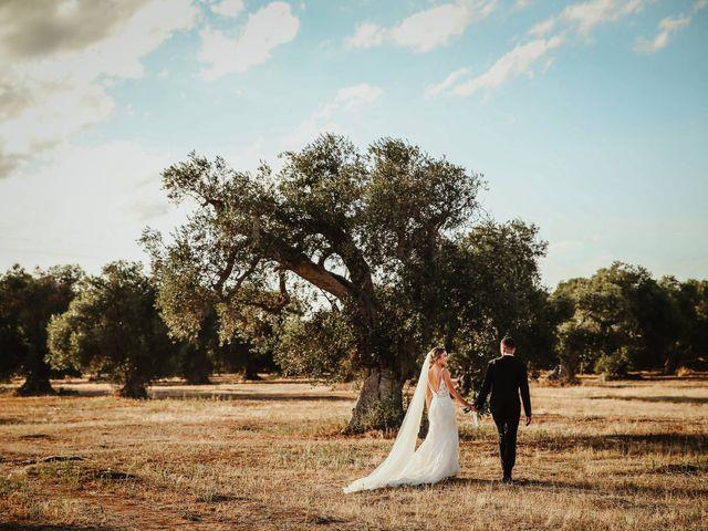 Il matrimonio di Fabiana e Dario a Manduria, Taranto 34
