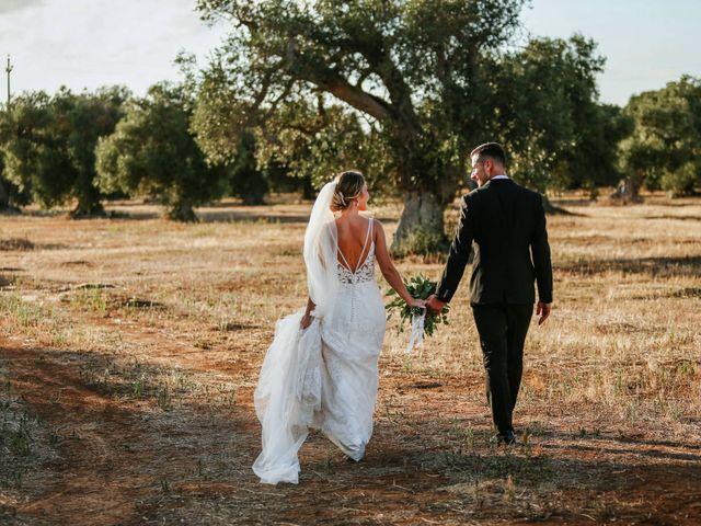 Il matrimonio di Fabiana e Dario a Manduria, Taranto 35
