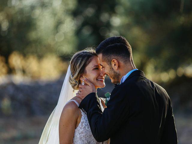 Il matrimonio di Fabiana e Dario a Manduria, Taranto 37