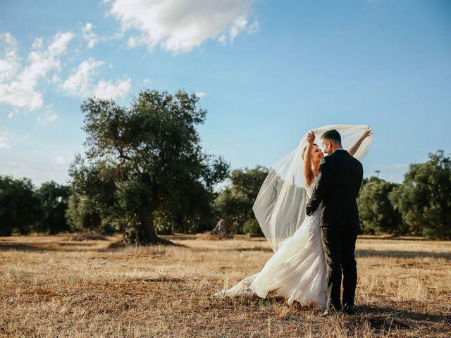 Il matrimonio di Fabiana e Dario a Manduria, Taranto 38