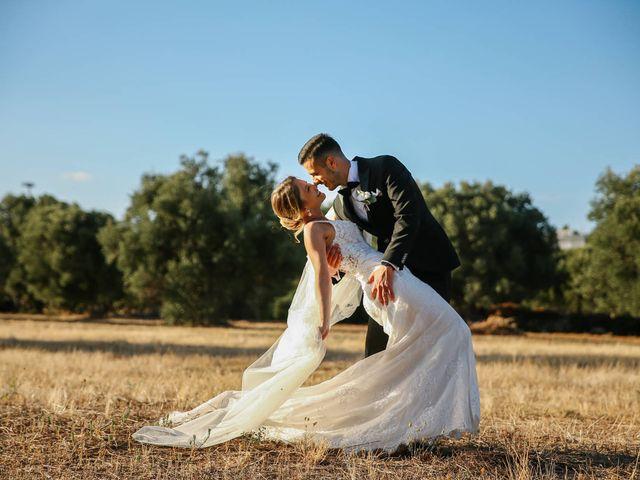 Il matrimonio di Fabiana e Dario a Manduria, Taranto 39