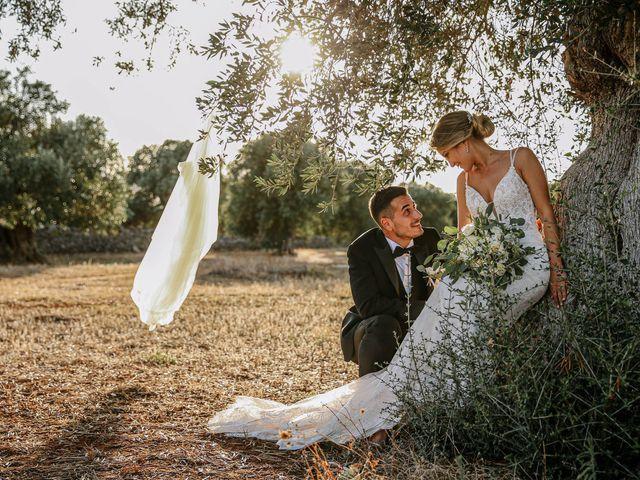 Il matrimonio di Fabiana e Dario a Manduria, Taranto 40