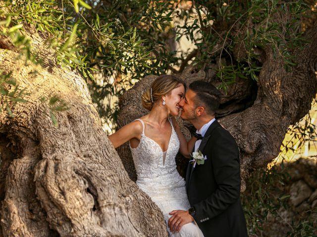 Il matrimonio di Fabiana e Dario a Manduria, Taranto 43