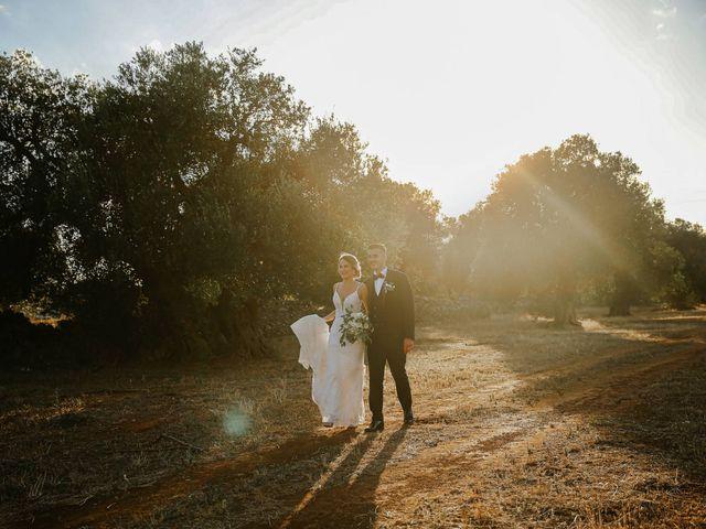 Il matrimonio di Fabiana e Dario a Manduria, Taranto 44
