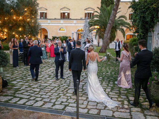 Il matrimonio di Fabiana e Dario a Manduria, Taranto 53