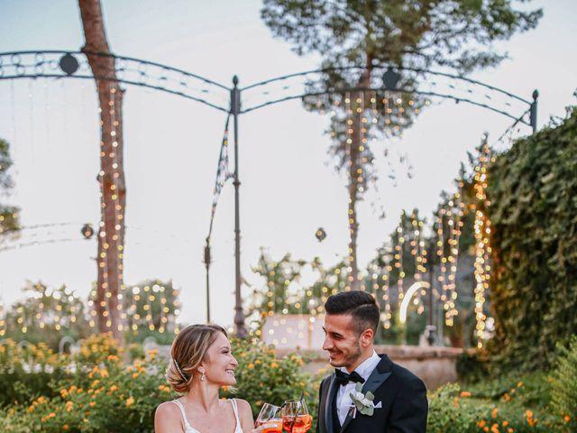 Il matrimonio di Fabiana e Dario a Manduria, Taranto 54