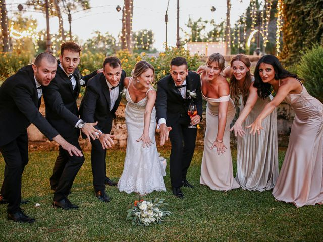 Il matrimonio di Fabiana e Dario a Manduria, Taranto 56
