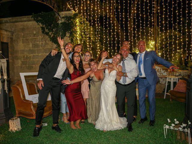 Il matrimonio di Fabiana e Dario a Manduria, Taranto 63