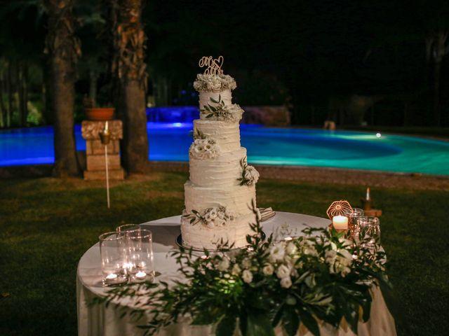 Il matrimonio di Fabiana e Dario a Manduria, Taranto 66