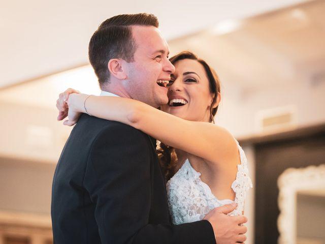 Le nozze di Gabriele e Ilaria