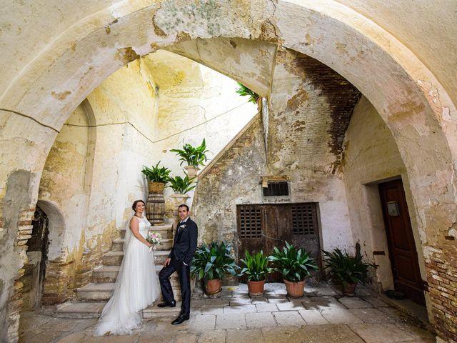 Il matrimonio di Antonio e Marisa a Pisticci, Matera 28
