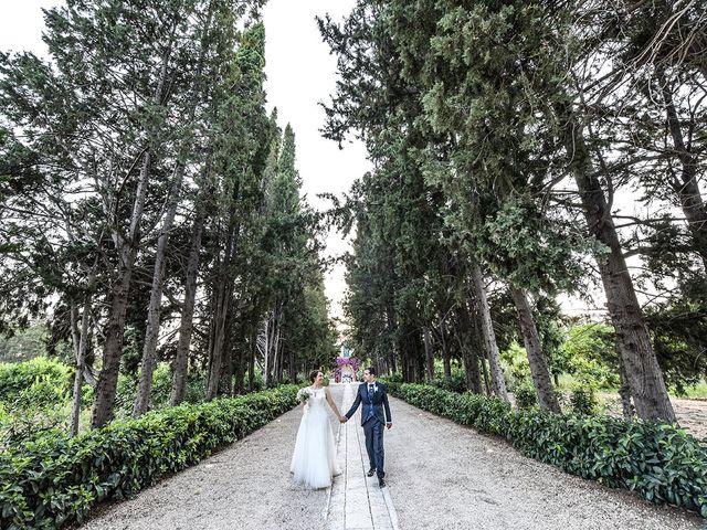 Il matrimonio di Antonio e Marisa a Pisticci, Matera 38