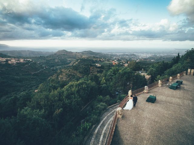 Il matrimonio di Walter e Daniela a Barcellona Pozzo di Gotto, Messina 2