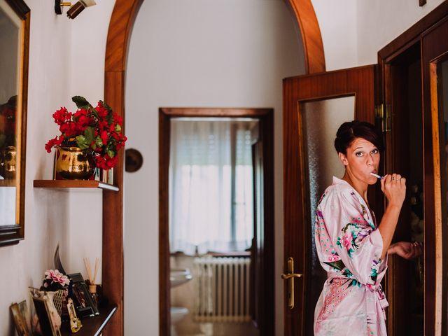 Il matrimonio di Federico e Lisa a Scanzorosciate, Bergamo 12