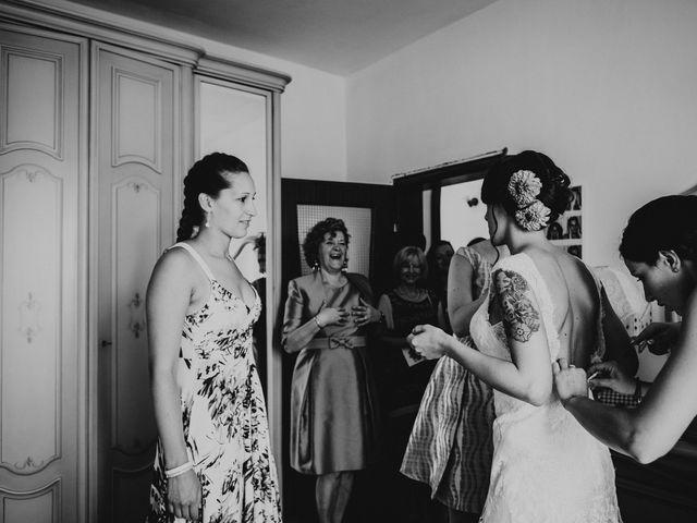 Il matrimonio di Federico e Lisa a Scanzorosciate, Bergamo 22