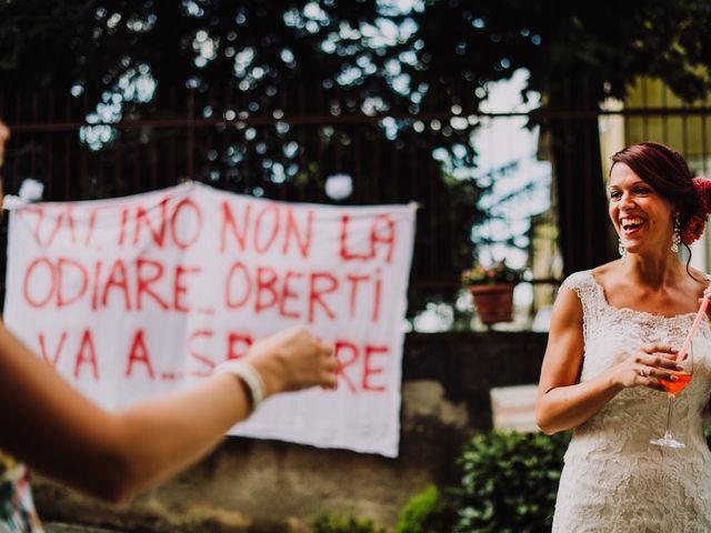 Il matrimonio di Federico e Lisa a Scanzorosciate, Bergamo 31