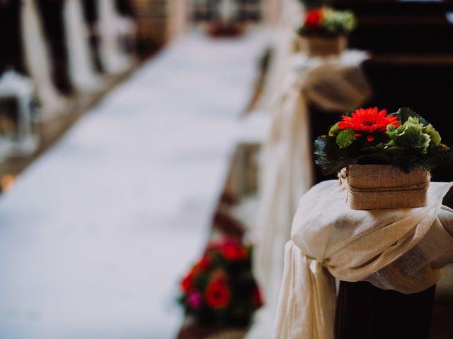 Il matrimonio di Federico e Lisa a Scanzorosciate, Bergamo 32