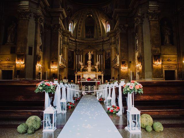 Il matrimonio di Federico e Lisa a Scanzorosciate, Bergamo 36