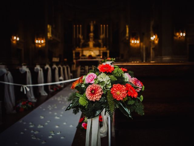 Il matrimonio di Federico e Lisa a Scanzorosciate, Bergamo 37