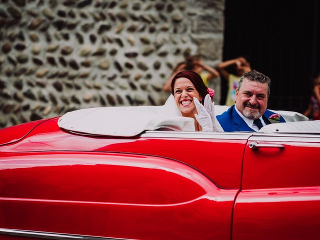 Il matrimonio di Federico e Lisa a Scanzorosciate, Bergamo 42