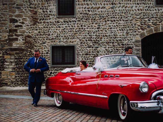 Il matrimonio di Federico e Lisa a Scanzorosciate, Bergamo 43